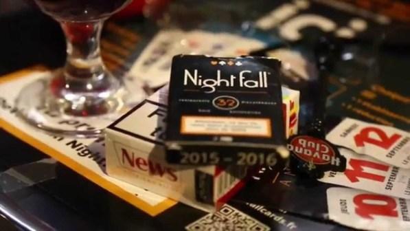 Nightfall bar nantes