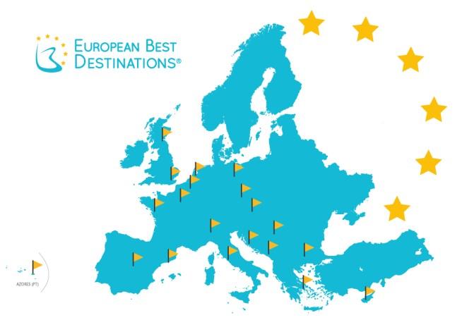 nantes meilleure destination europe carte