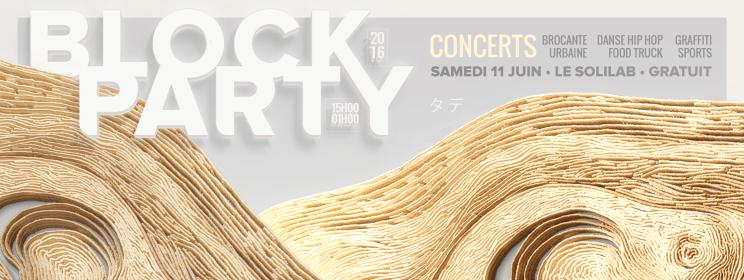 Block Party 4 11 juiN 2016 Nantes