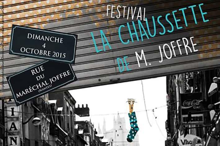 chaussette rue marechal joffre nantes