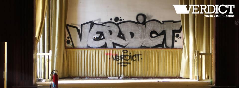 verdict nantes graffiti fanzine