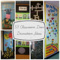 53 Classroom Door Decoration Projects for Teachers