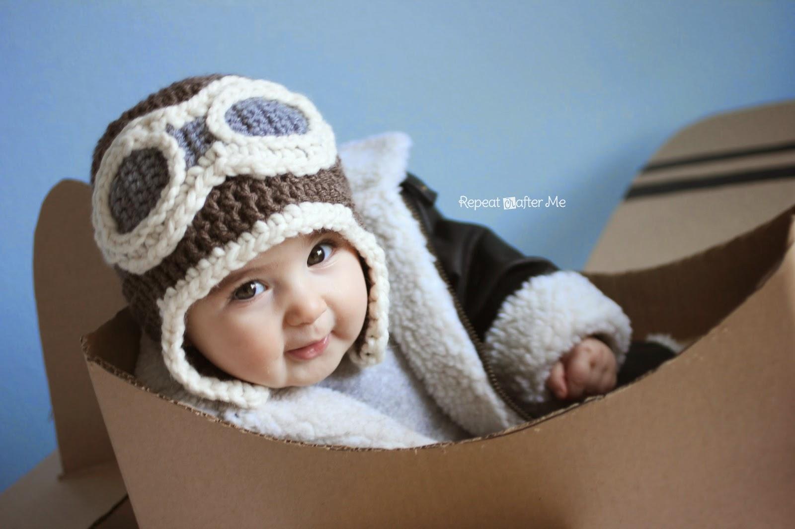 41 Adorable Crochet Baby Hats Amp Patterns To Make Big Diy