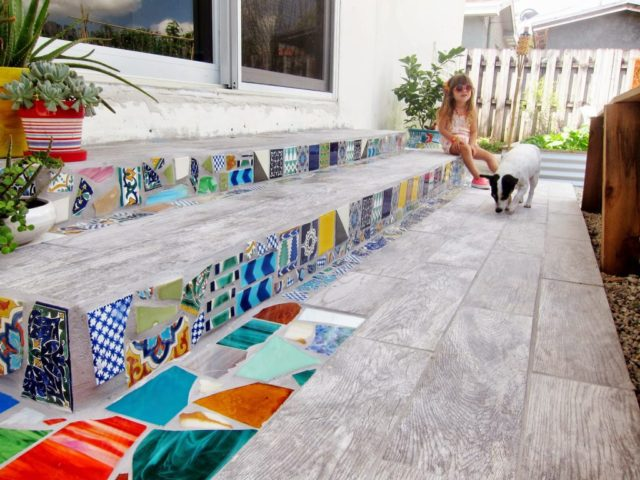 40 Diy Mosaic Design Ideas With Tile Rocks And Glass
