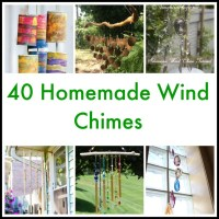 40 Homemade Wind Chimes