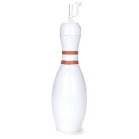 Bowling Pin Water Bottle $5.99 + tax