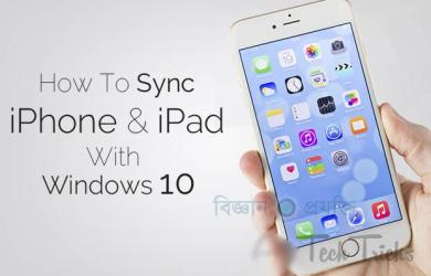 How-To-Sync-iPhone-And-iPad-With-Windows-10
