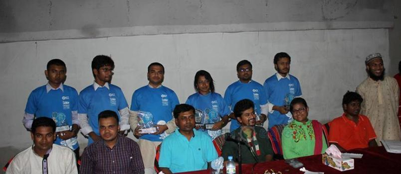 Kushtia_ICT debate champion-team with GUESTS