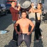 It's Ice Bucket Challenge Time: Chris Pratt, Stephen Amell, Matt Bomer,  Joe Manganiello & More