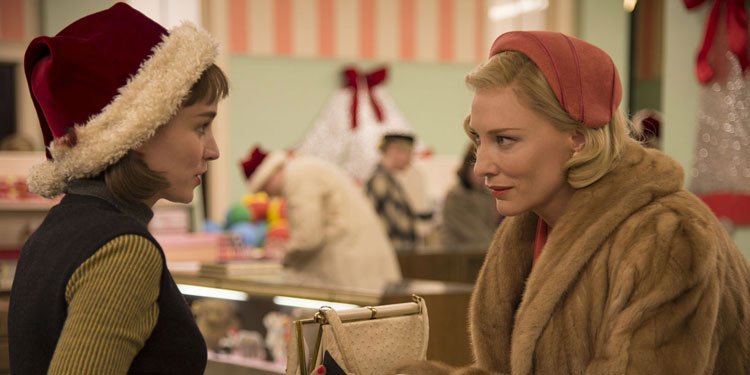 Carol & Tangerine Lead LGBT-Themed Independent Spirit Awards Nominations