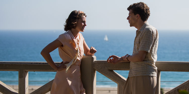 Cafe Society Trailer – Jesse Eisenberg & Kristen Stewart star in Woody Allen's latest