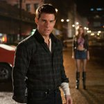 Jack Reacher: Never Go Back – Tom Cruise does go back because it's a sequel