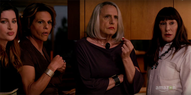 Transparent season 3 trailer and air date revealed