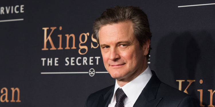 Colin Firth Joins Disney's Mary Poppins Sequel