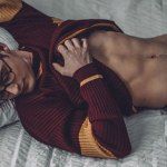 Crush Of The Day: Harry Potter Inspired Shirtless Photoshoot Makes Lightning Scars Super-Sexy