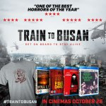 Win A Horror Blu-ray Bundle To Celebrate The Release Of Train To Busan!