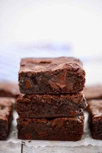 Best Ever Brownies Recipe - Gemma's Bigger Bolder Baking