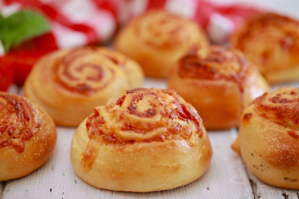 Pepperoni Pizza Rolls - Gemma\u0027s Bigger Bolder Baking