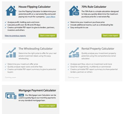 NEW BiggerPockets Property Analysis Calculators (and more)
