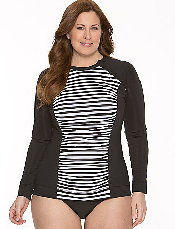How to find Plus Size Swim Shirts that Fit