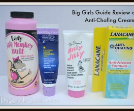 anti chafing creams