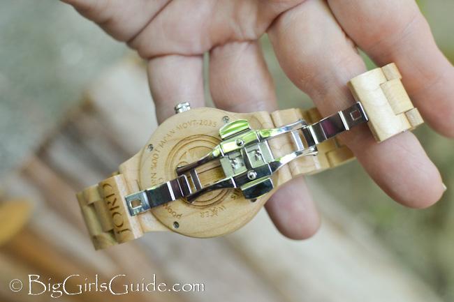 Jord wood watch reviewed by bigigrlsguide