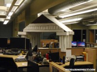 Cubicle Roof Office - Bing images