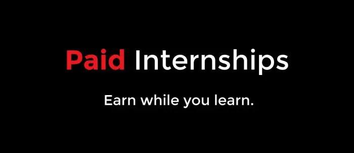 Best Paid Internships for College Students - 2019 2020 Big Internships