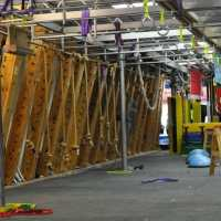 Half Day in Houston: Ninja Warrior Training & Lunch!