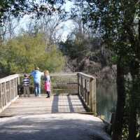 Theis Attaway Nature Park in Tomball - Visiting Houston Area Parks, One Week at a Time