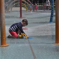 Cool Off at Cullen Park and Splashpad in West Houston