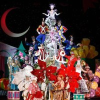 Discount Tickets for Cirque Dreams: Holidaze at Jones Hall on November 18, 2016