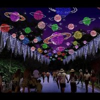 Give Away: Magical Winter Lights Tickets, Carnival Wristband and Parking Pass!