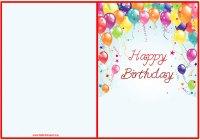 Biglietti Auguri Compleanno Da Colorare E Stampare Gratis