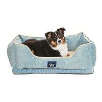 View Serta Orthopedic Cuddler Bolster Pet Bed Deals at ...