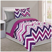 Dan River Twin Cersei 6-Piece Bed-In-A-Bag Comforter Set ...