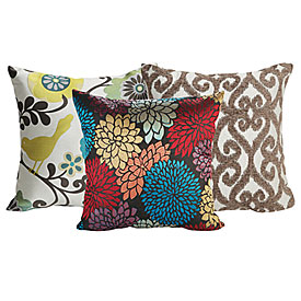 View Decorative Toss Pillows Deals At Big Lots