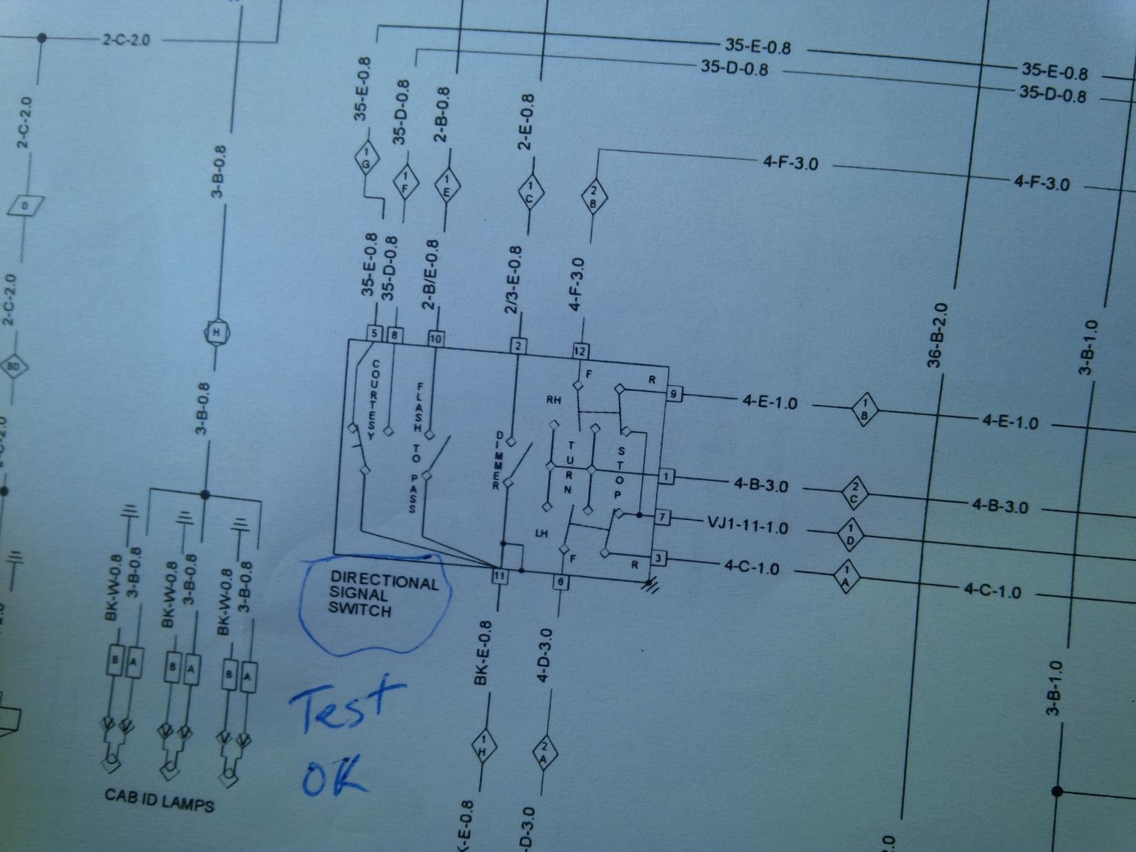 1996s 10 headlight wiring diagram