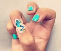 Disney Nail Art: il nuovo modo di colorare le unghie ...