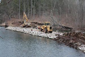 2013 Big Pine Lake Dam Repairs 070