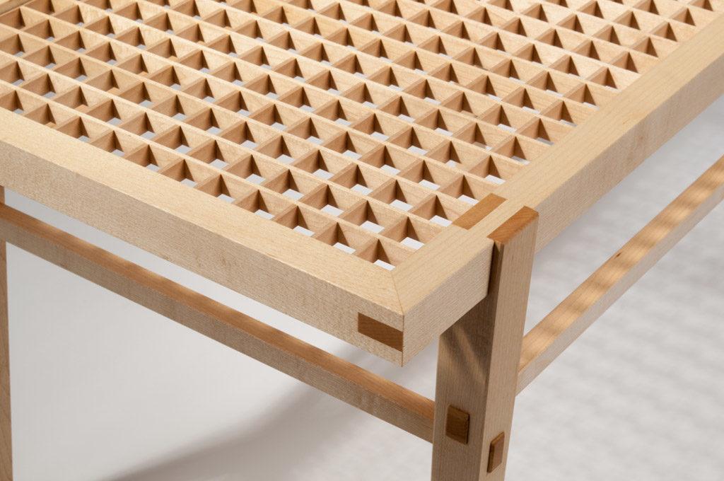 coffee table glass wood