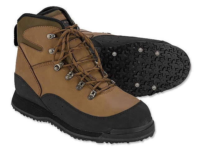 Buyers Guide To Wading Boots For Fly Fishing What Kind