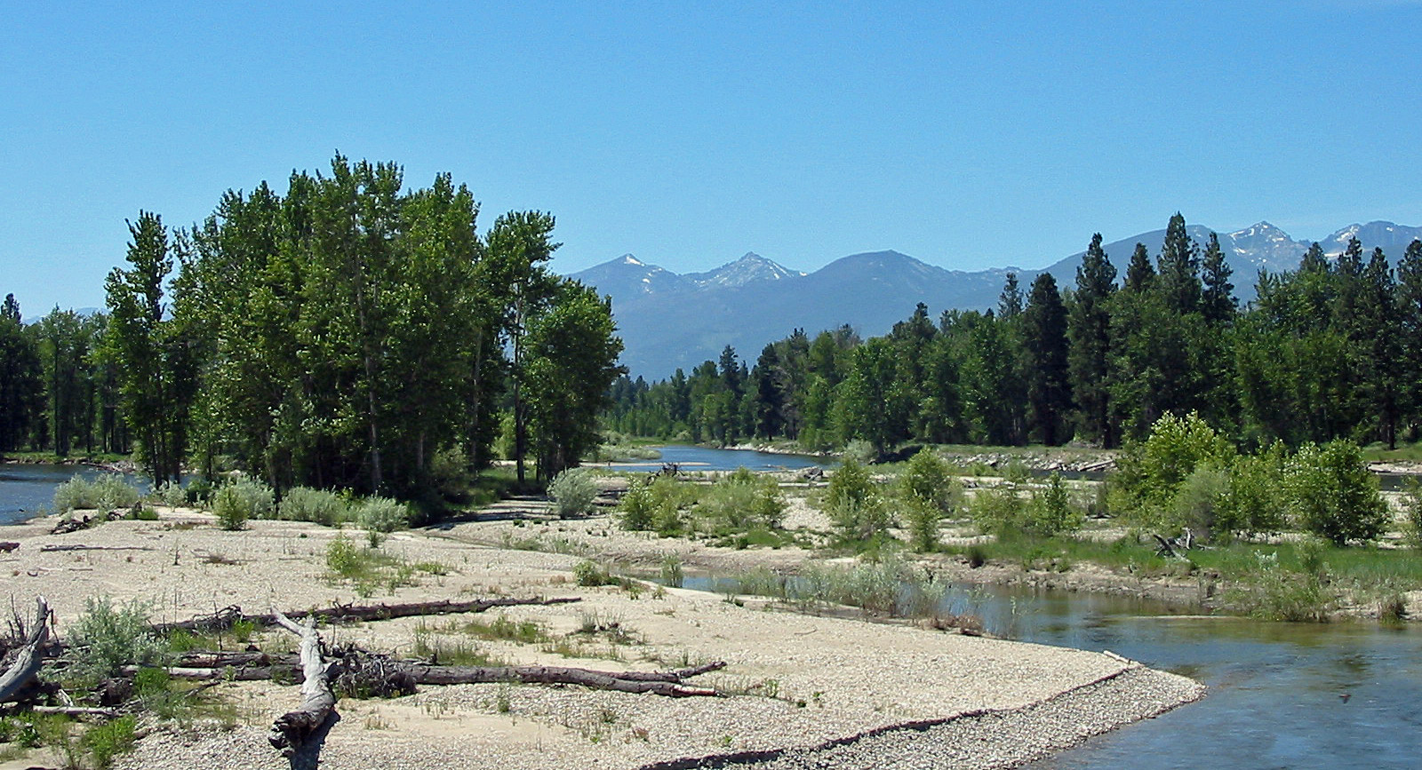 The Bitterroot River In Montana Detailed Fly Fishing
