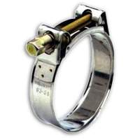 "Stainless Steel Heavy Duty 4"" Hose Clamp (for 4"" Discharge ..."