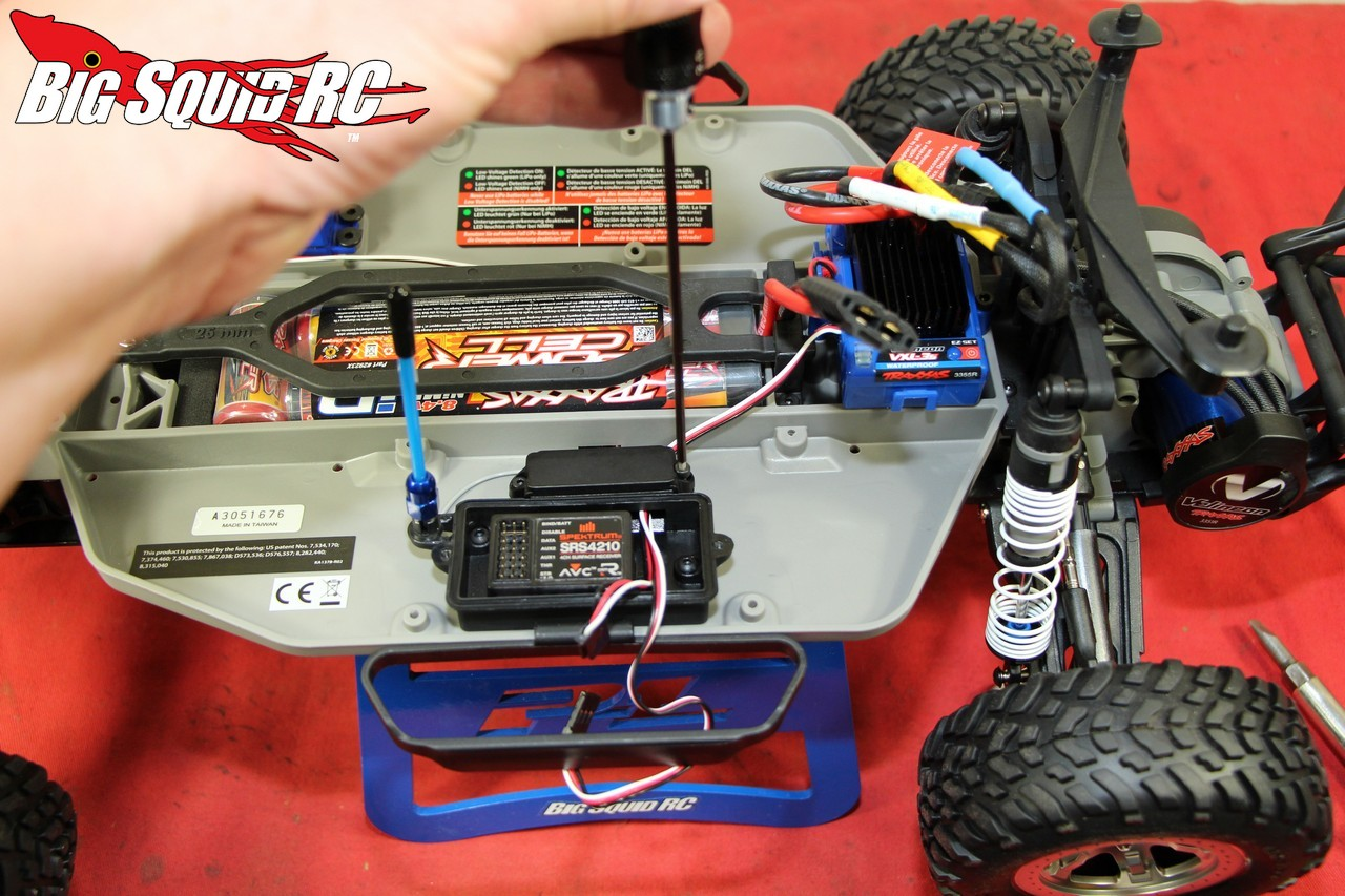 traxxas slash 4x4 wiring diagram