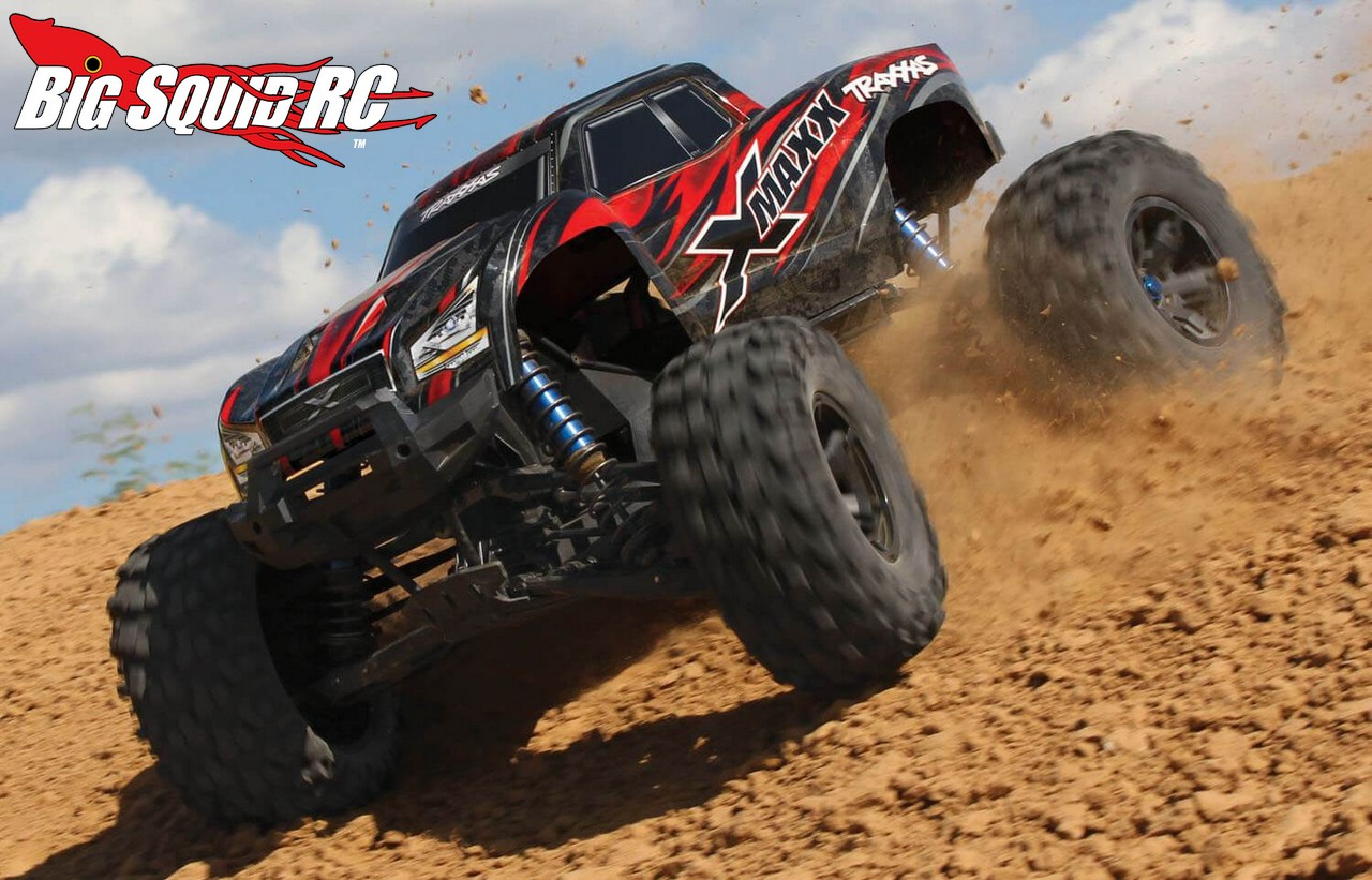 Epic Blue Car Wallpapers Huge Traxxas X Maxx 171 Big Squid Rc Rc Car And Truck