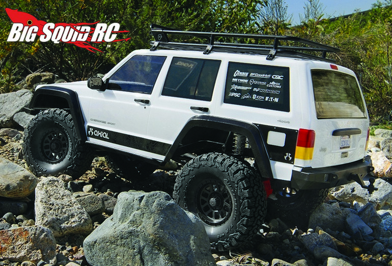 Toyota Land Cruiser Hd Wallpaper Axial Scx10 Ii 2000 Jeep Cherokee Kit 171 Big Squid Rc Rc