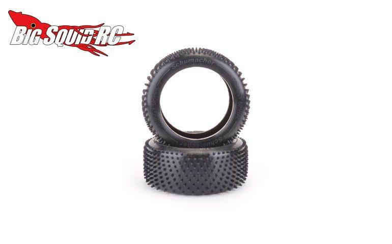 Schumacher Spiral Truggy Astroturf Tires Big Squid Rc