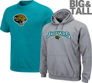 Big and Tall Jacksonville Jaguars apparel, 3X Jacksonville Jaguars Apparel, Big Tall Jacksonville Jaguars jersey, Plus size Jacksonville Jaguars