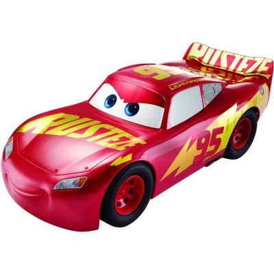 Disney Pixar Cars 3 Rust-eze Racing Center Lightning McQueen 20